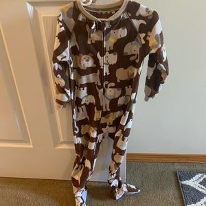 ✨2 for $5✨ Toddler Footy Pajamas